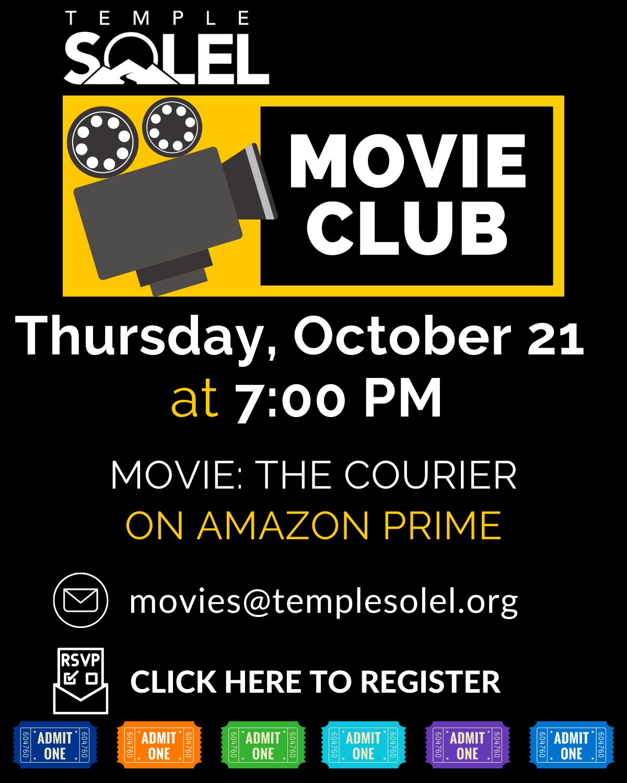Movie Club 10212021